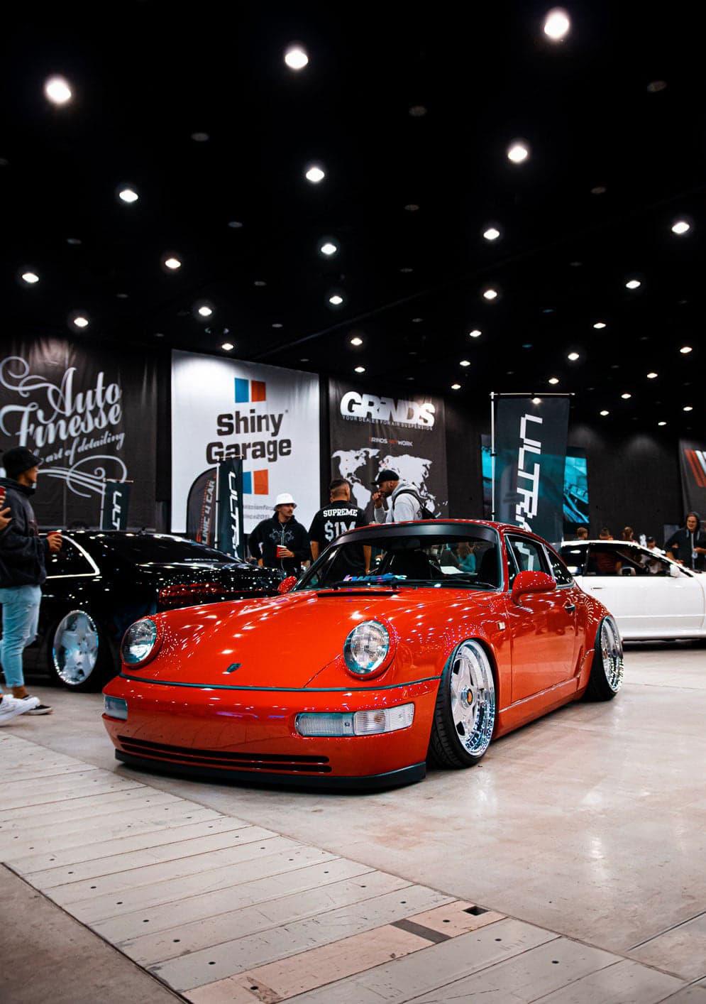 Porsche RWB by Cinest