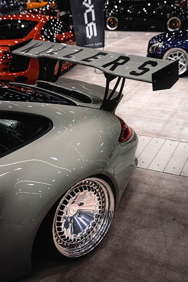 Photo Porsche wheels